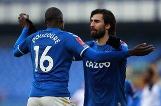 Everton v Rotherham United – Emirates FA Cup – Third Round – Goodison Park