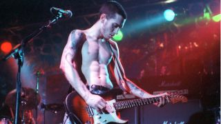 Learn Frusciante's exemplary rhythm-playing approaches on the Red Hot Chili Peppers classic, 'Blood Sugar Sex Magik.'