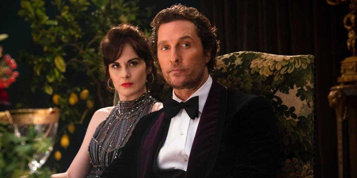 Matthew McConaughey, Michelle Dockery - The Gentlemen