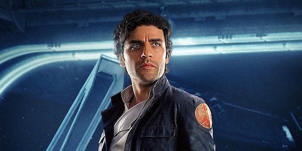 Poe's Last Jedi poster