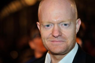 Jake Wood from EastEnders arrives on the red carpet