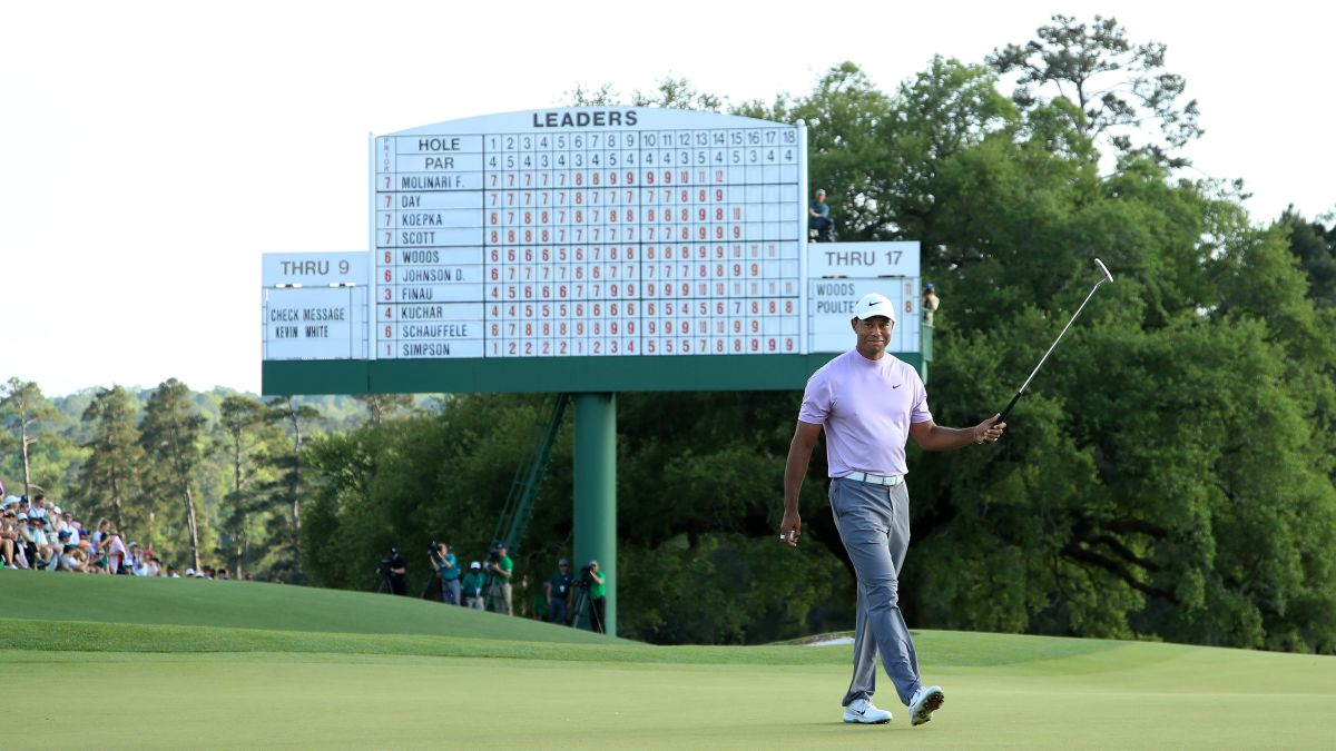 Masters live stream: how to watch 2019's final holes and from anywhere right now