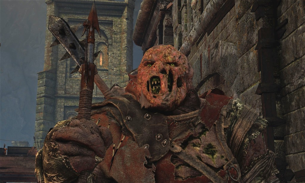 Warner Bros. filed a patent for the Mordor games' nemesis system