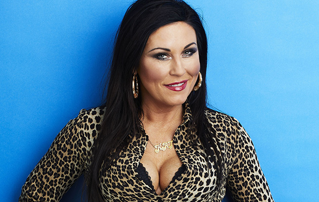 EastEnders star Jessie Wallace as Kat