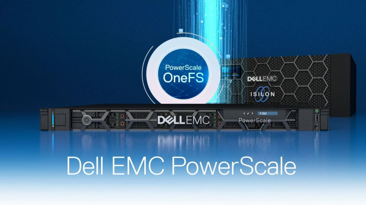 Dell EMC PowerScale wants to conquer all your unstructured data
