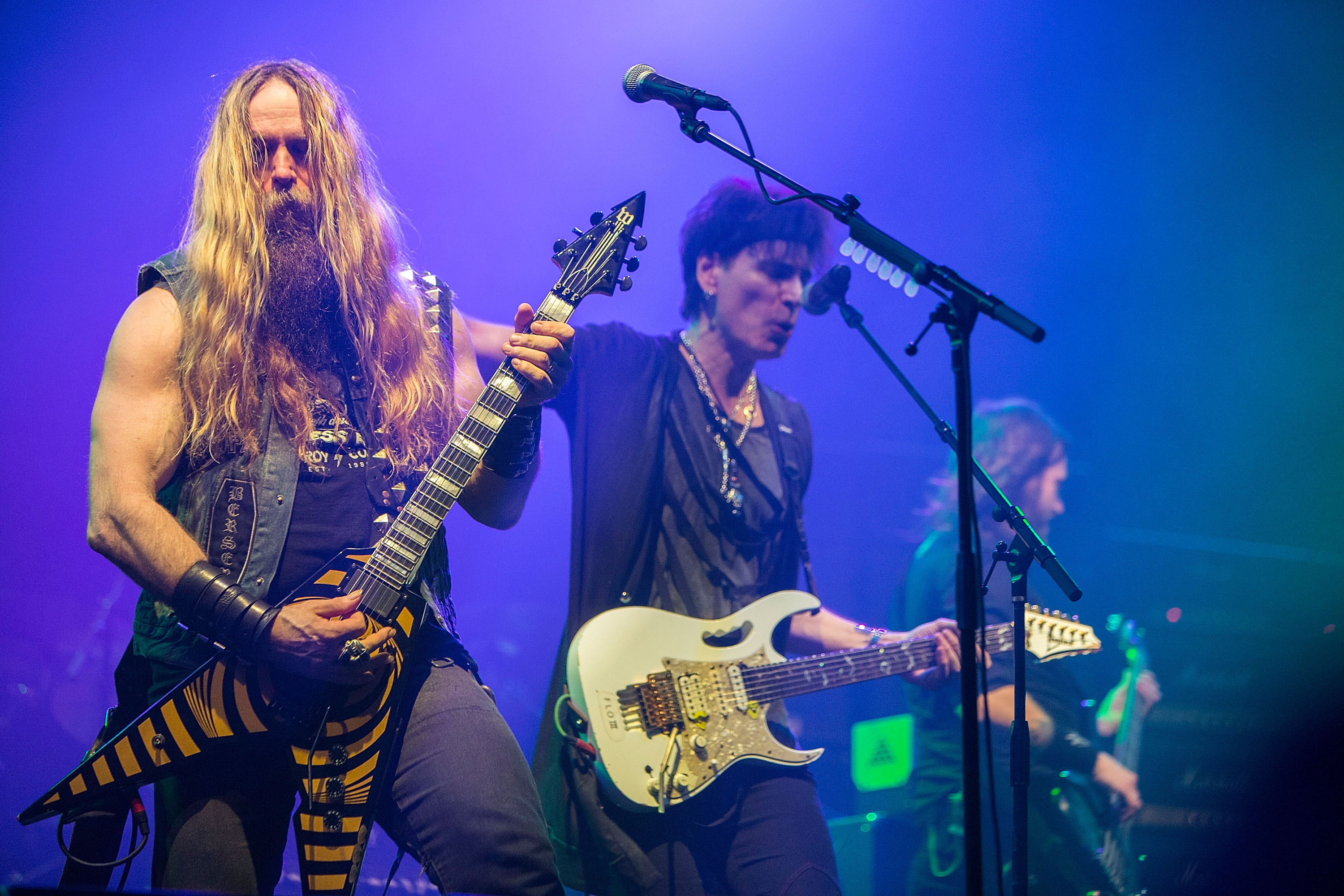 What Classic Song Brings Together Steve Vai, Zakk Wylde