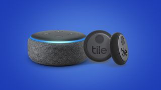 Echo Dot and Tile bundle deal at Amazon