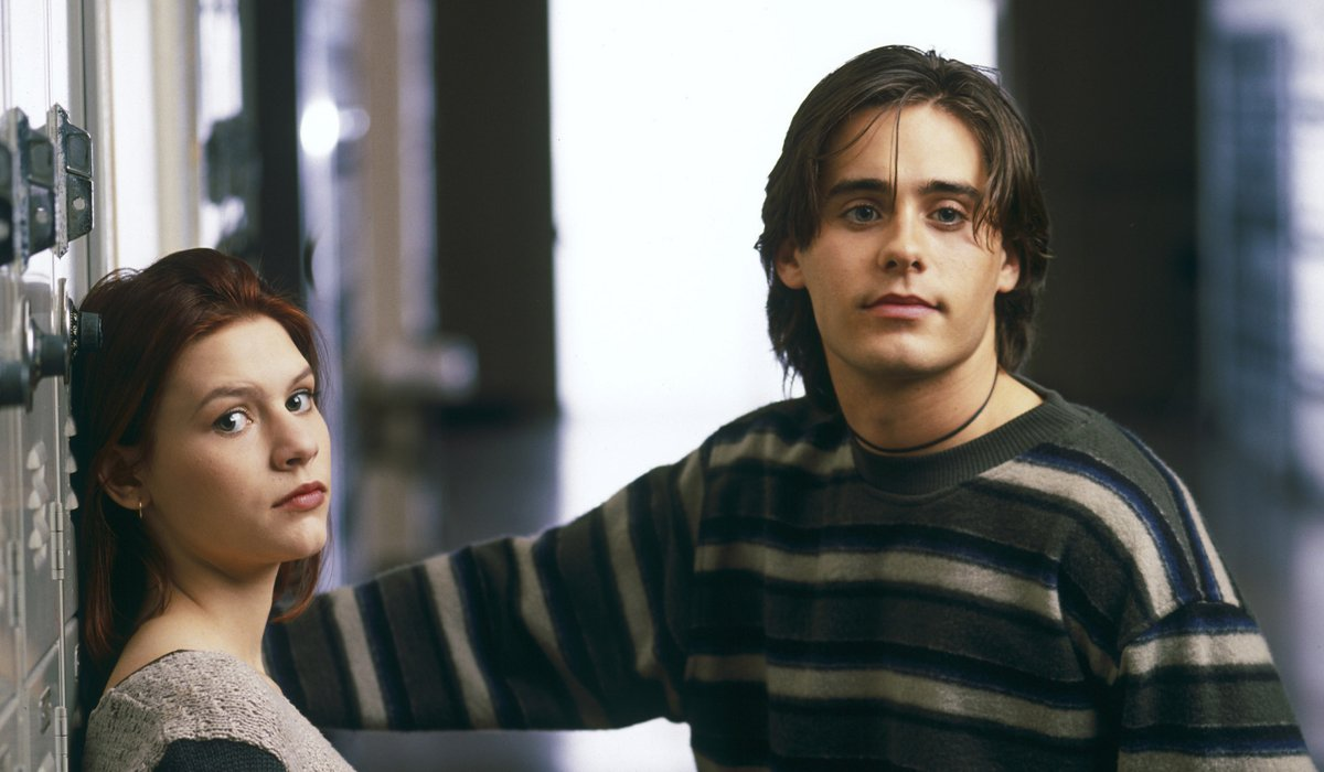 My So-Called Life Claire Danes Jared Leto