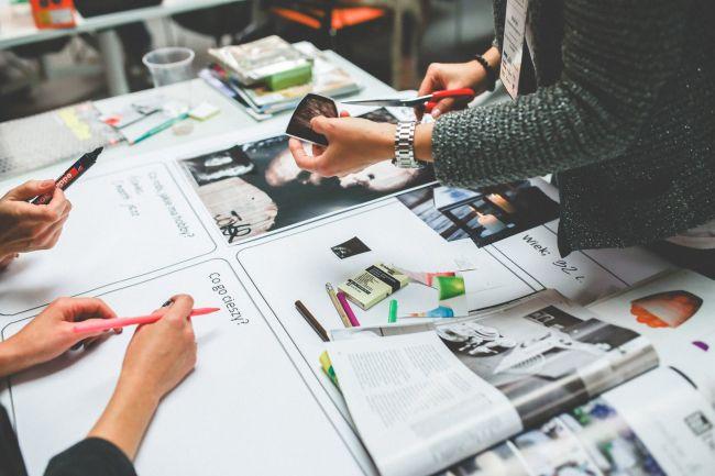 UX strategy: visual design