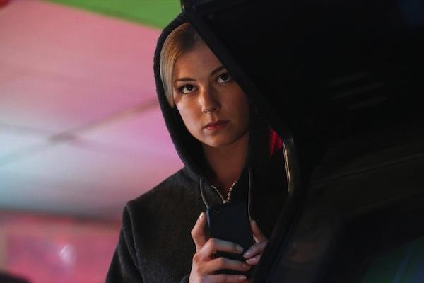 Emily sneaky