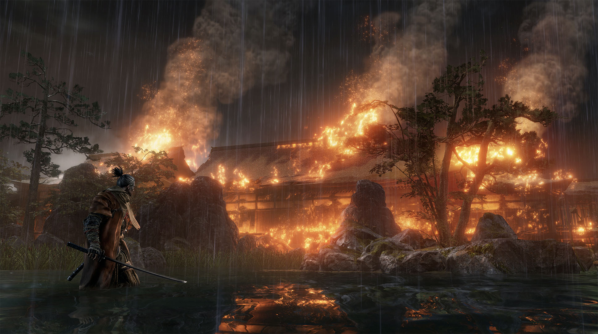 Sekiro endings: how to get the Shura, Immortal Severance
