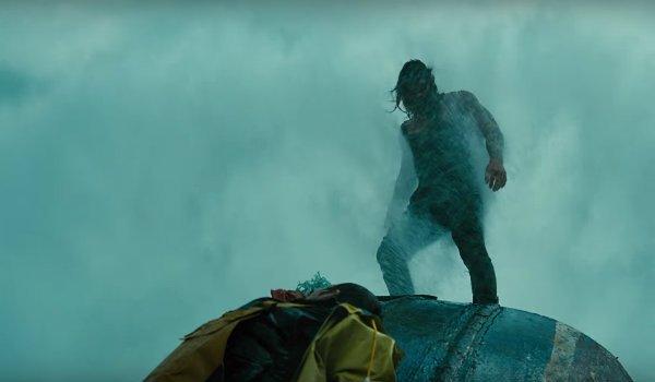 Aquaman Justice League Trailer
