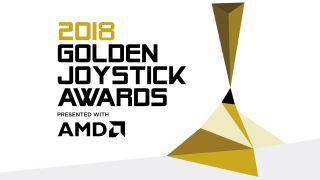 Golden Joystick Awards 2018 logo