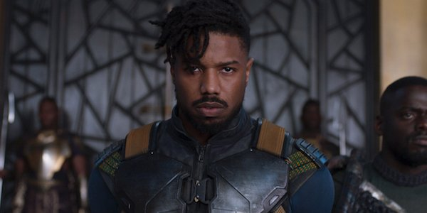 Erik Killmonger Black Panther Michael B Jordan