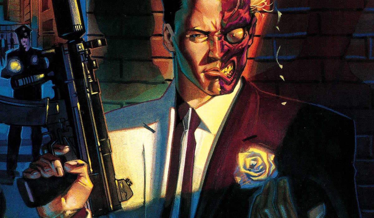 Two-Face DC Comics