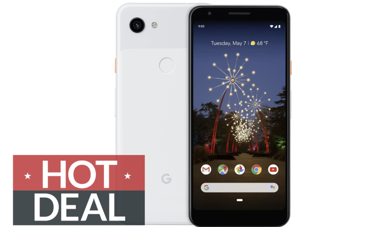 Google Pixel 3a XL Walmart Cyber Monday deals unlocked