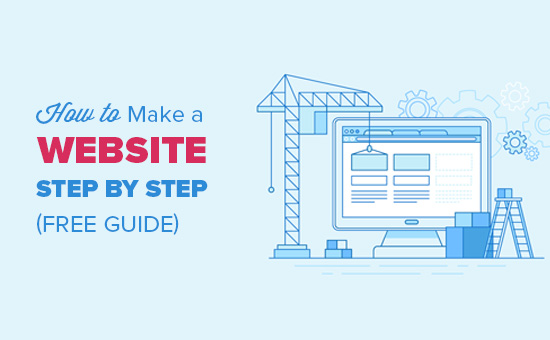 WordPress tutorials: How to Make a Website in 2019