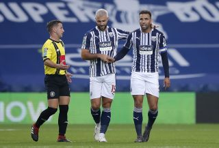 West Bromwich Albion v Harrogate Town – Carabao Cup – Second Round – The Hawthorns