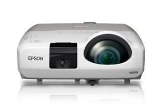 Epson Reveals Two New Education Projectors