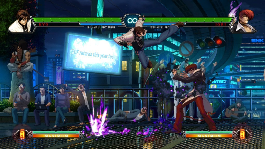 King Of Fighters XIII Now Kicking It On Steam #28890