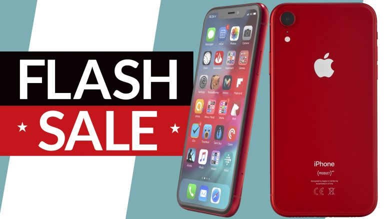 Apple iPhone XR Deal 100GB 4G Data