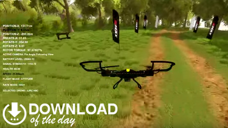 Download of the day – Real Drone Simulator | TechRadar
