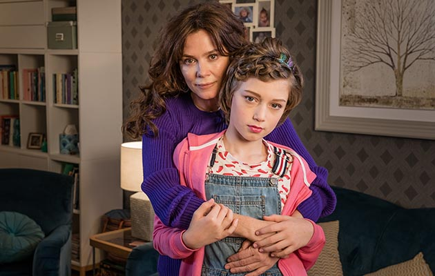 Butterfly starring Anna Friel and Callum Booth-Ford
