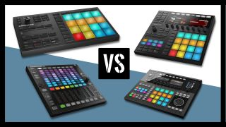Best Maschine 2020: Native Instruments' Maschine, Mikro, Studio and Jam hybrid MIDI controllers head to head
