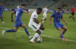 Azerbaijan Republic of Ireland WCup 2022 Soccer