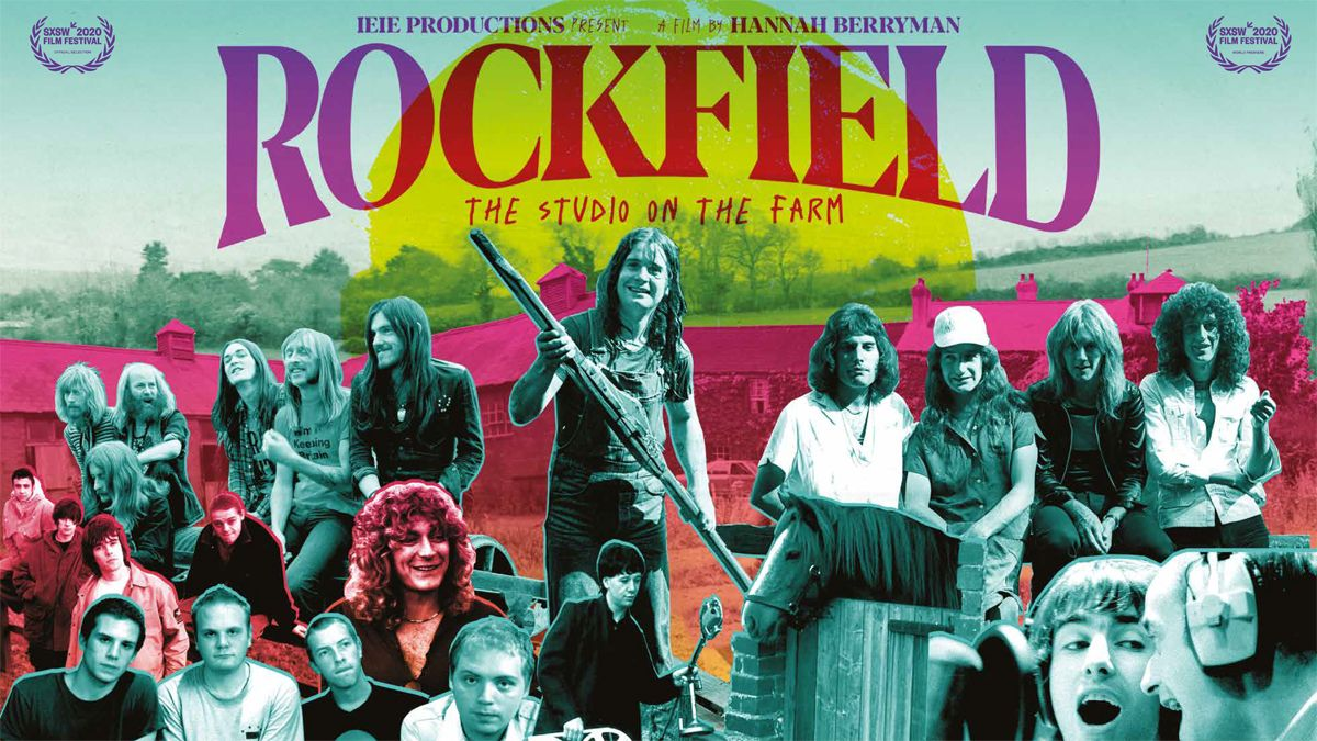 The amazing story of Rockfield Studios told in new feature-length documentary