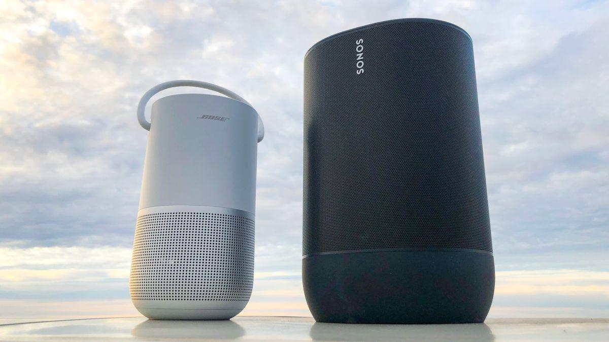 Sonos Move vs. Bose Portable Home Speaker: Which Portable Smart Speaker Wins?