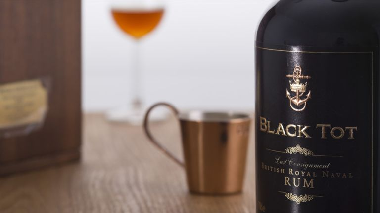 The best dark rum
