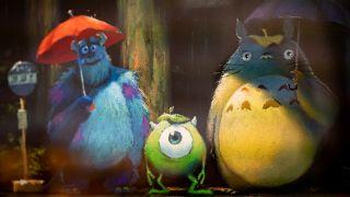 Pixar and Studio Ghibli