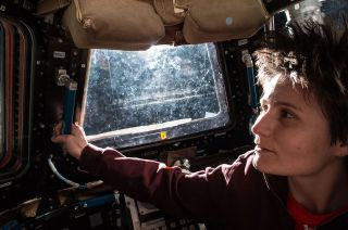 uropean Space Agency Astronaut Samantha Cristoforetti Duration Record