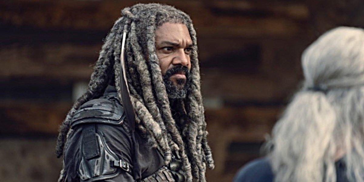Ezekiel in The Walking Dead.