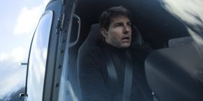 In Another Crazy Mission: Impossible Stunt, Tom Cruise Just Kept Parachuting Out Of A Helicopter