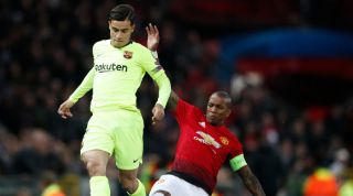 Philippe Coutinho Manchester United