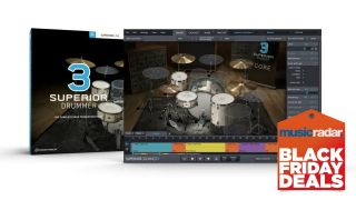 The Toontrack Black Friday sale is epic! Huge savings on Superior Drummer 3, EZdrummer 2 and more