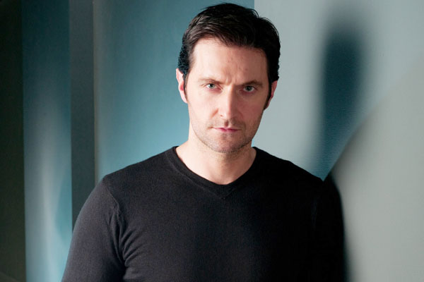 A quick chat with Spooks star Richard Armitage