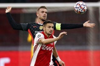 Ajax v Liverpool – UEFA Champions League – Group D – Johan Cruyff Arena