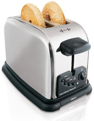 Hamilton Beach Toaster recall