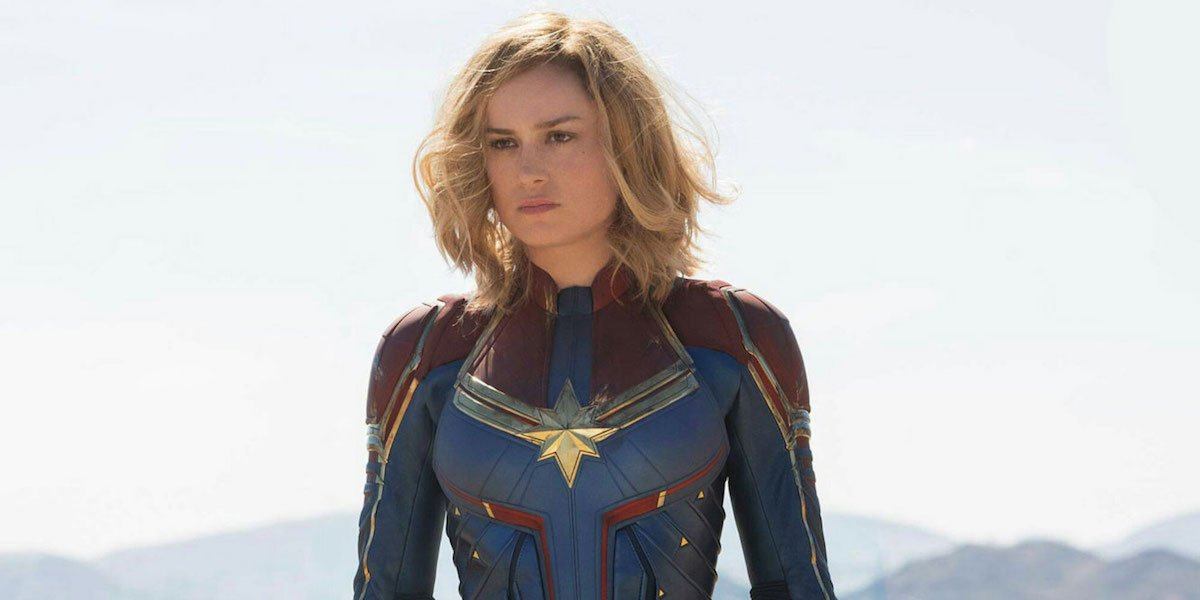 There's A New Petition To Get Brie Larson Out Of Captain Marvel, Because Of Course