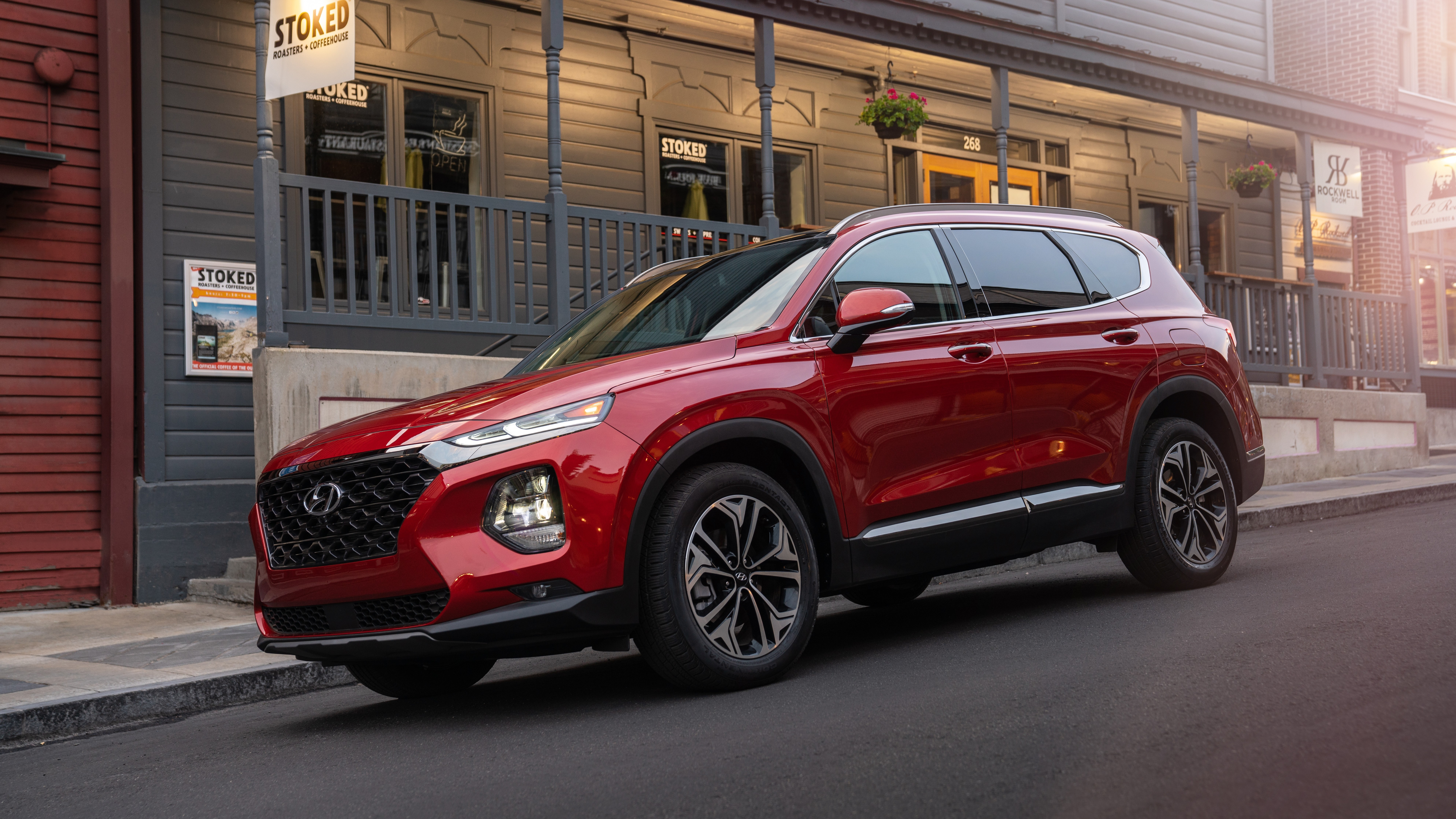 Why passengers can't make a quick exit in the 2019 Hyundai