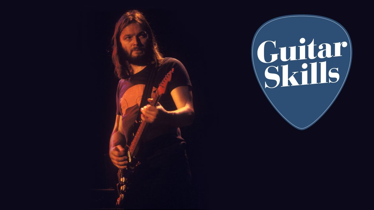 Want to play guitar like David Gilmour? These two exercises will get you started