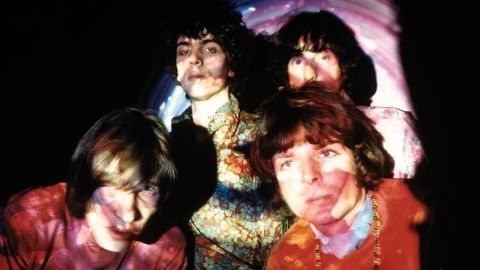 Pink Floyd band photograph