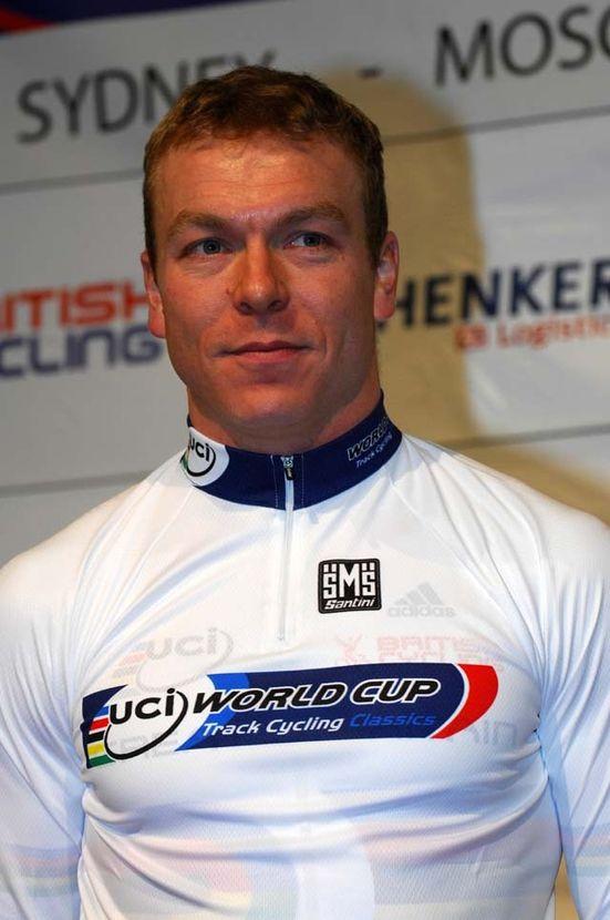 Chris Hoy kilo track