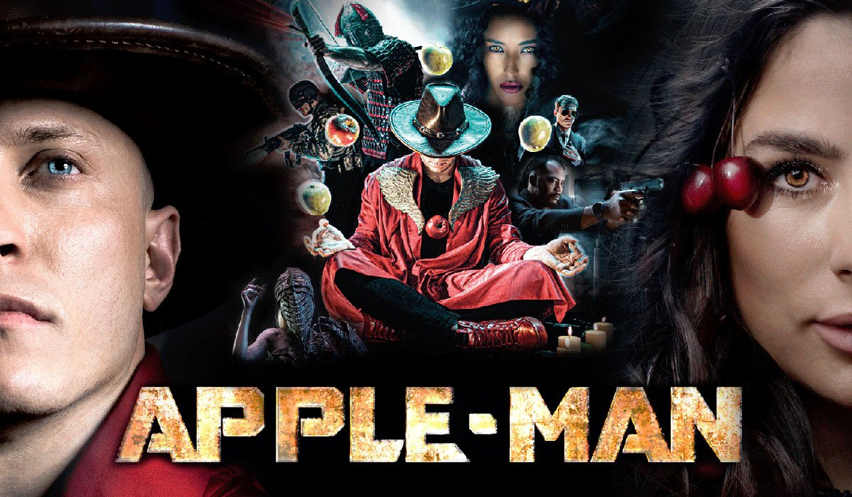The Ridiculous Apple-Man Movie Met Its Kickstarter Goal And Is Now Happening