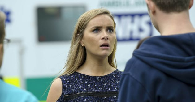 Alicia has some explaining to do in Casualty