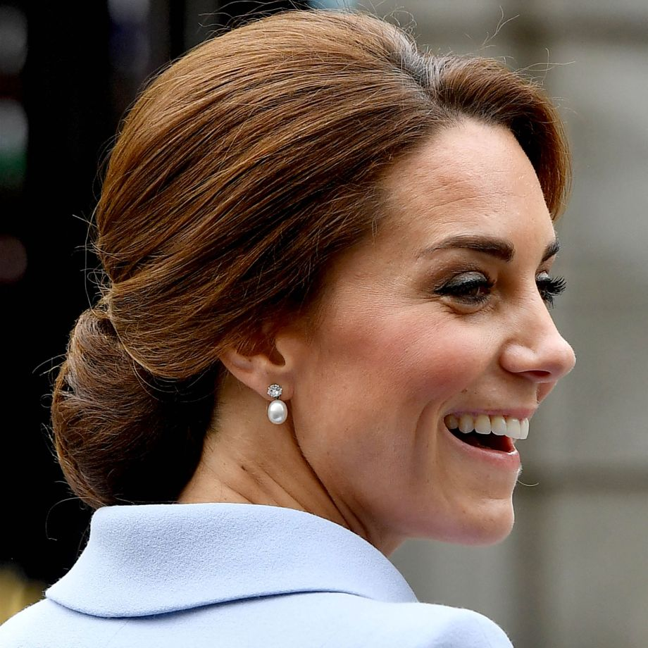 Inside Catherine, The Duchess Of Cambridge's Make-up Bag