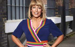 Cold Feet Pictured: Jenny Gifford [Fay Ripley].
